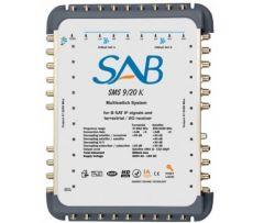 SAB 9+1/20 multiswitch
