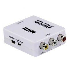 MKC audio video konverter CVBS - HDMI