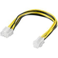 Adapter ATX 4pin - EPS 8pin 51358