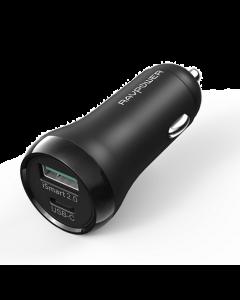 Auto punjač iSmart USB C 36W RP-PC091