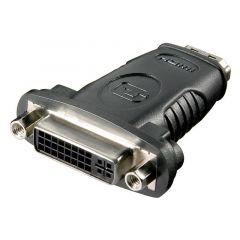 Adapter DVI-D f - HDMI f