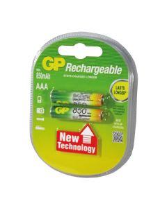 Baterija HR03 AAA 850mAh GP