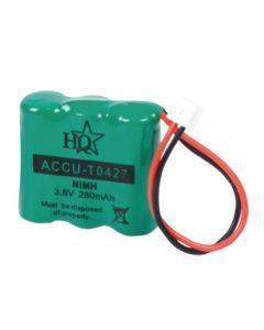 Baterija 2/3AAA 3.6V 280mAh HQ