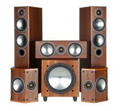 Monitor Audio Bronze B5 5.1 komplet zvučnika