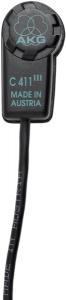 AKG mikrofon C411 PP