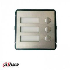 DH-VTO2000A-B modul sa 3 tastera za Dahua IP modularni sistem