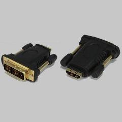 Adapter DVI m - HDMI f  VC-004