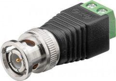 Eule DC - BNC muški konektor