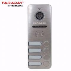 Pozivna tabla sa 4 tastera FD-D27ACM04B Faraday