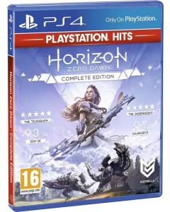 PS4 Horizon Zero Dawn Complete Edition Playstation Hits