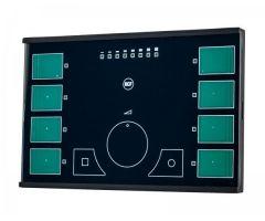 RCF Touch kontrolni zidni panel za RCF MZ 8060
