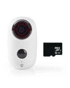 IP komplet za nadzor sa punjivom Wi-Fi kamerom