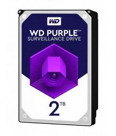 Hard disk 2TB Western Digital Purple WD20PURZ