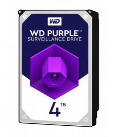 Hard disk 4TB Western Digital Purple WD40PURZ