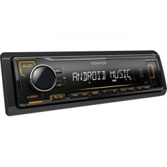 Kenwood KMM-104 auto radio