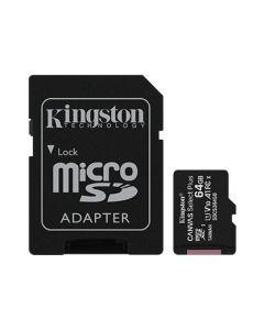 MicroSD 64GB Kingston SDCS2/64 sa SD adapterom