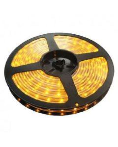 LED traka 60xLED/m,žuta-595nm,80lm, 0.4A/12V, 8mm LTR3528/60Y-12EP