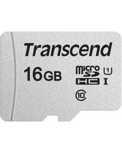 MicroSD 16GB TS16GUSD300S Transcend