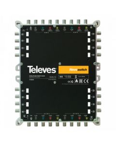 Televes Nevo multiswitch 714203 9x16 quad