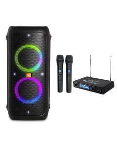 Komplet ozvučenja za karaoke PARTYBOX300 + MVN510