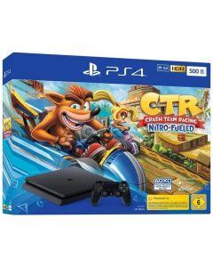 PlayStation PS4 1TB + DS4 + Crash Team Racing