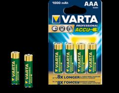 Baterija HR03 AAA 1000mAh Varta