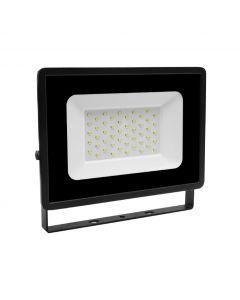 Prosto LED reflektor 50W LRF013EW-50/BK
