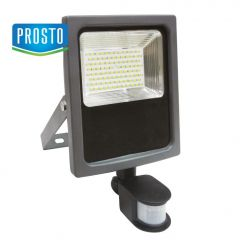 LED reflektor sa PIR senzorom 50W LRF018ESW-50