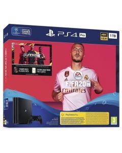 PlayStation PS4 1TB Pro + Fifa 20