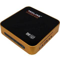 Redline Goldenbox DVB-S2 i IPTV risiver