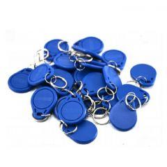 RFID privesci pakovanje od 100 kom. 125KHz (plavi)