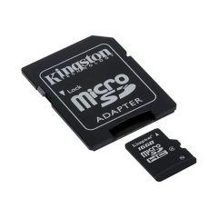 MicroSD 16GB Kingston SDC4/16GB sa adapterom