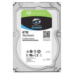 Hard Disk 6TB ST6000VX0023 SkyHawk Surveillance