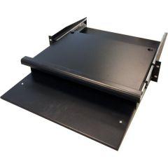 Metalna polica za tastaturu i miša KM Tray 2U Toten