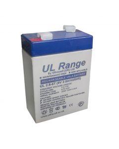 Ultracell Akumulator 6V 2.8Ah