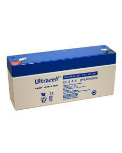 Ultracell Akumulator 6V 3.4Ah
