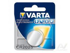 Baterija CR2025 Varta
