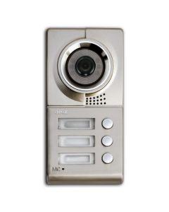 Pozivna tabla za video interfon D7D9-3 Western Security