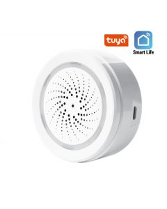 Tuya Wi-Fi smart alarmna sirena sa senzorom WFS-SR02