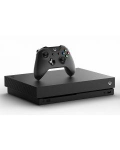 XBOX ONE X Console 1TB (crna)