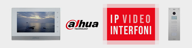 Dahua IP interfoni