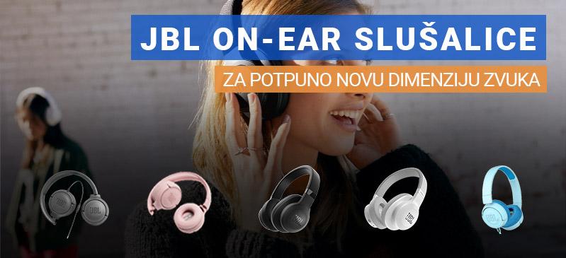 JBL On-Ear Slušalice