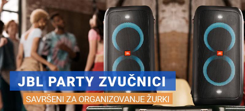 Savršeni za organizovanje žurki