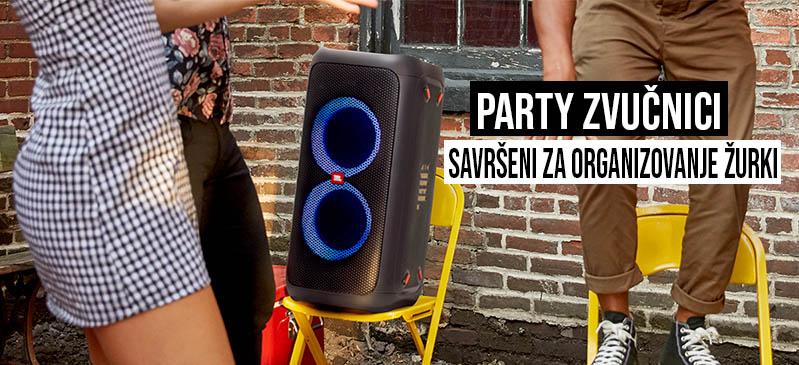 Zvučnici za žurke