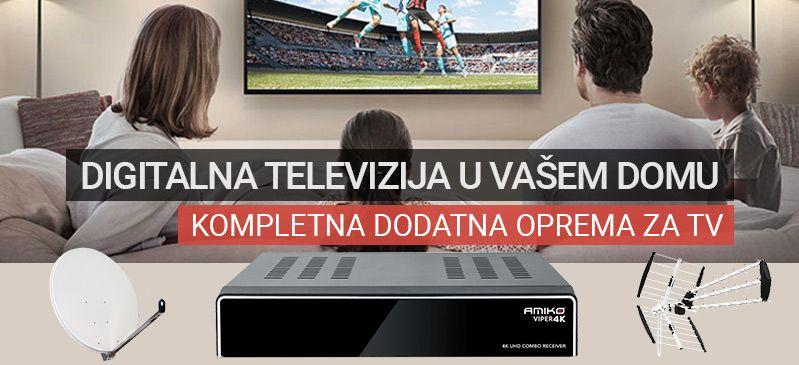 Oprema za prijem TV signala