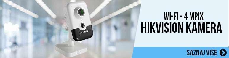 HikVision WiFi kamera